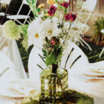 Backyard Garden Baptism on Kara's Party Ideas | KarasPartyIdeas.com (2)