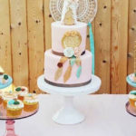 Bohemian Circus Birthday Party on Kara's Party Ideas | KarasPartyIdeas.com (1)