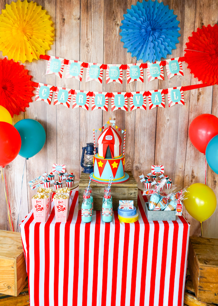 10 Most Popular Parties Round Up from Sunshine Parties on Kara's Party Ideas | KarasPartyIdeas.com (10)