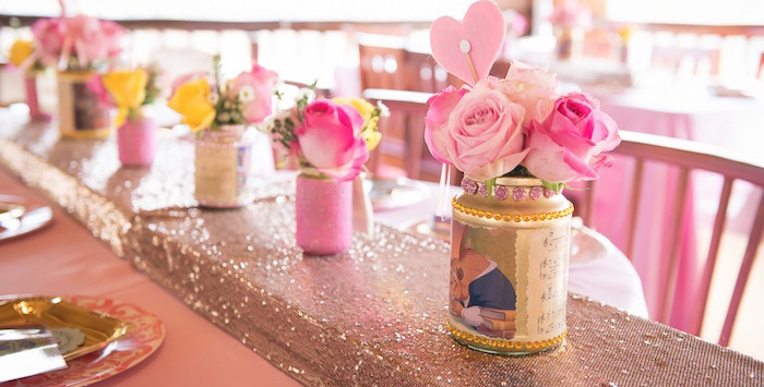 Chic Beauty and the Beast Birthday Party on Kara's Party Ideas | KarasPartyIdeas.com (2)