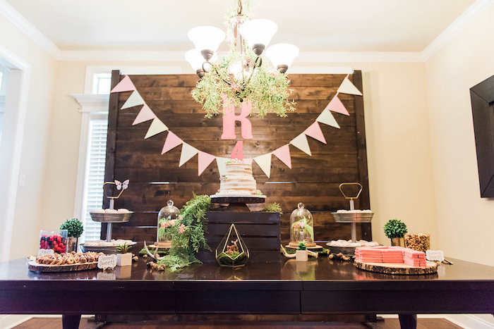 Enchanted FOURest Birthday Party on Kara's Party Ideas | KarasPartyIdeas.com (32)
