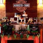 Harley Davidson Birthday Party on Kara's Party Ideas | KarasPartyIdeas.com (4)