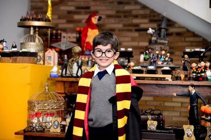 Hogwarts Harry Potter Birthday Party on Kara's Party Ideas | KarasPartyIdeas.com (27)