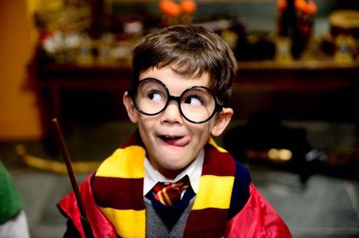 Hogwarts Harry Potter Birthday Party on Kara's Party Ideas | KarasPartyIdeas.com (33)