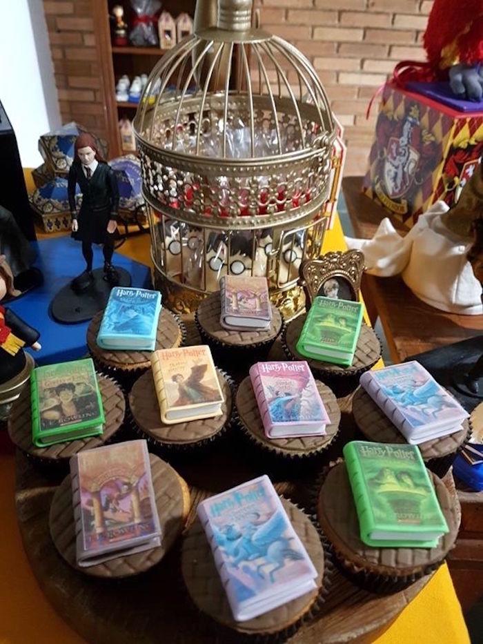 Kara S Party Ideas A Hogwarts Harry Potter Birthday Party