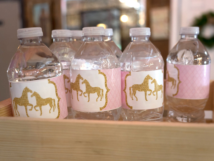 Horse Ranch Cowgirl Birthday Party on Kara's Party Ideas | KarasPartyIdeas.com (26)