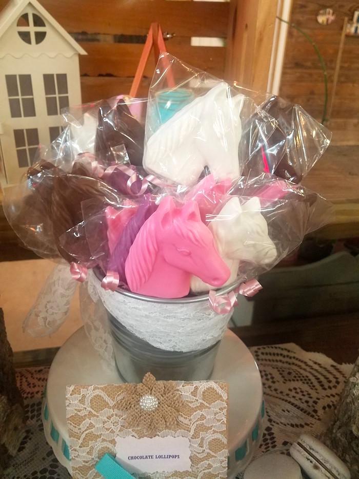 Horse Ranch Cowgirl Birthday Party on Kara's Party Ideas | KarasPartyIdeas.com (5)