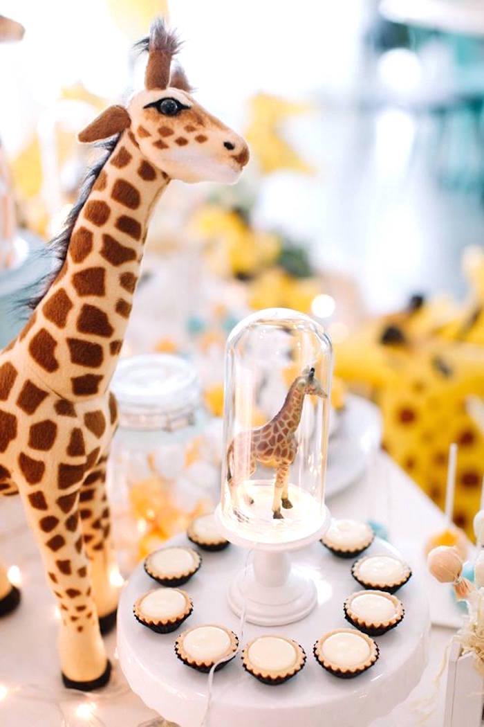 Dessert tarts from a Little Giraffe Birthday Party on Kara's Party Ideas | KarasPartyIdeas.com (15)