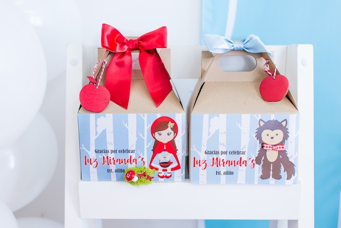 Little Red Riding Hood Birthday Party on Kara's Party Ideas | KarasPartyIdeas.com (18)