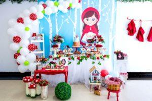 Little Red Riding Hood Birthday Party on Kara's Party Ideas | KarasPartyIdeas.com (11)
