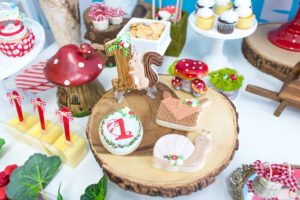 Cookies from a Little Red Riding Hood Birthday Party on Kara's Party Ideas | KarasPartyIdeas.com (45)