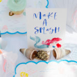 Make a Splash Mermaid Birthday Party on Kara's Party Ideas | KarasPartyIdeas.com (3)
