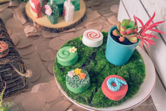 Moana Birthday Party on Kara's Party Ideas | KarasPartyIdeas.com (15)