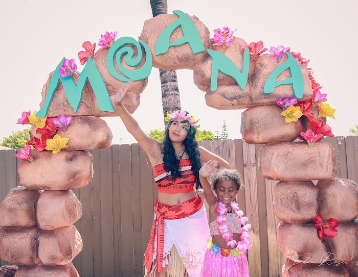 Moana Birthday Party on Kara's Party Ideas | KarasPartyIdeas.com (25)