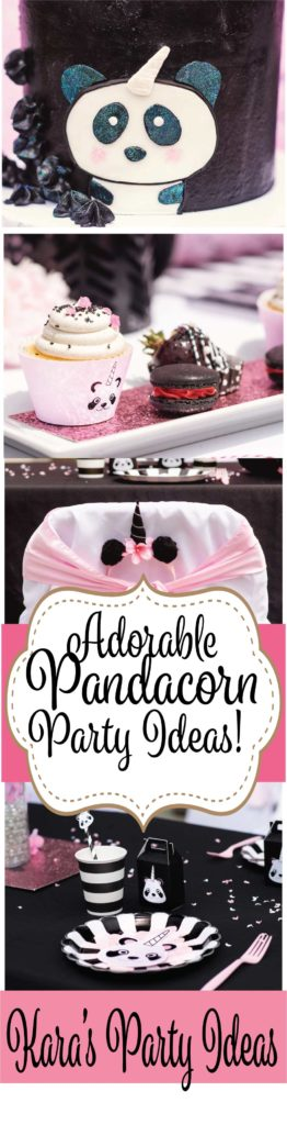 Padacorn Party Ideas via Kara's Party Ideas