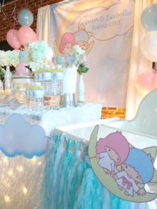 Pastel Little Star Birthday Party on Kara's Party Ideas | KarasPartyIdeas.com (8)