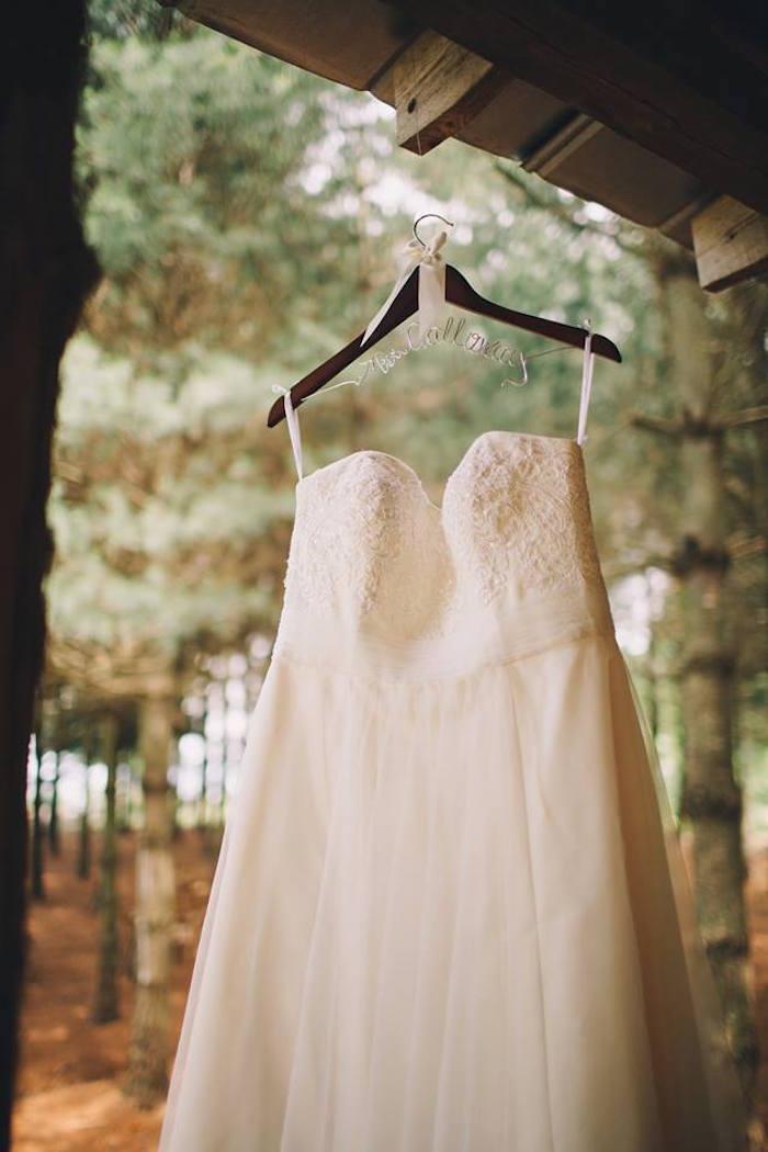 Rustic Blush Barn Wedding on Kara's Party Ideas | KarasPartyIdeas.com (22)