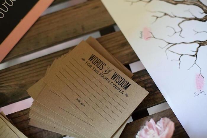 Rustic Blush Barn Wedding on Kara's Party Ideas | KarasPartyIdeas.com (21)