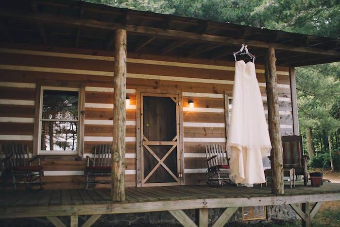 Rustic Blush Barn Wedding on Kara's Party Ideas | KarasPartyIdeas.com (19)