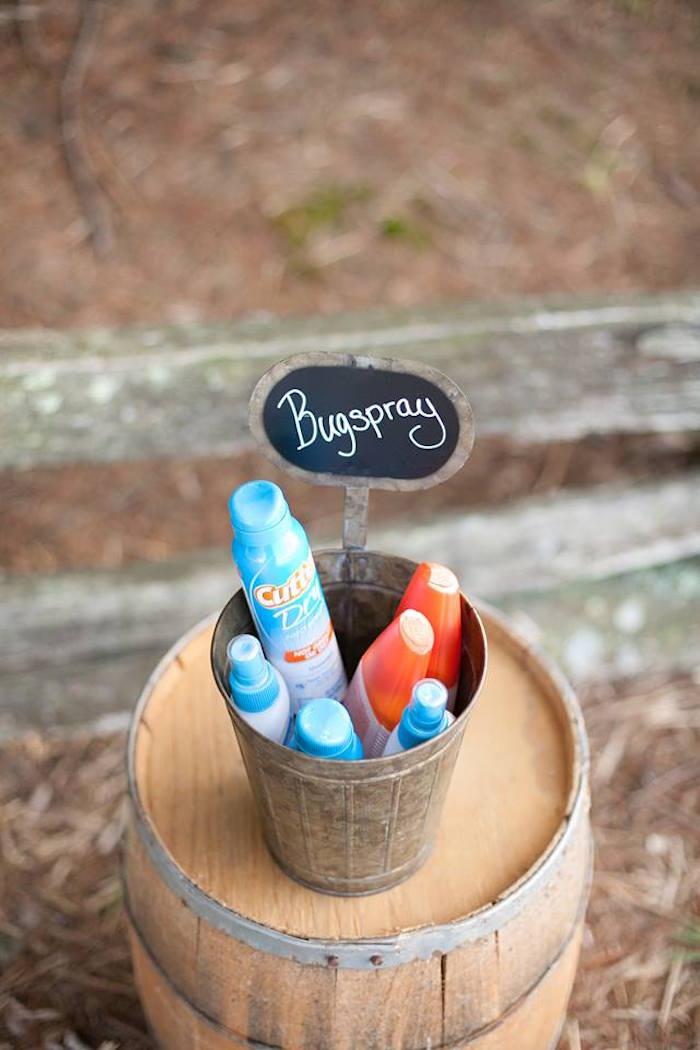 Rustic Blush Barn Wedding on Kara's Party Ideas | KarasPartyIdeas.com (25)