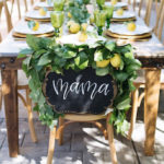 Rustic Lemon Themed Baby Shower on Kara's Party Ideas | KarasPartyIdeas.com (4)