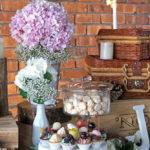 Rustic Romantic Wedding on Kara's Party Ideas | KarasPartyIdeas.com (1)