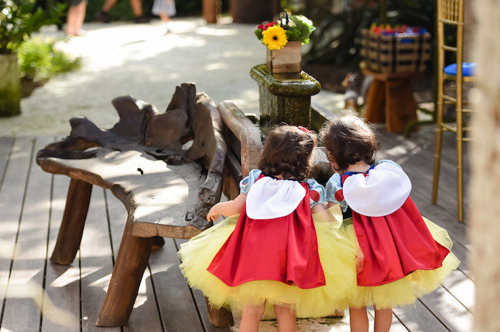 Snow White Fairytale Birthday Party on Kara's Party Ideas | KarasPartyIdeas.com (44)