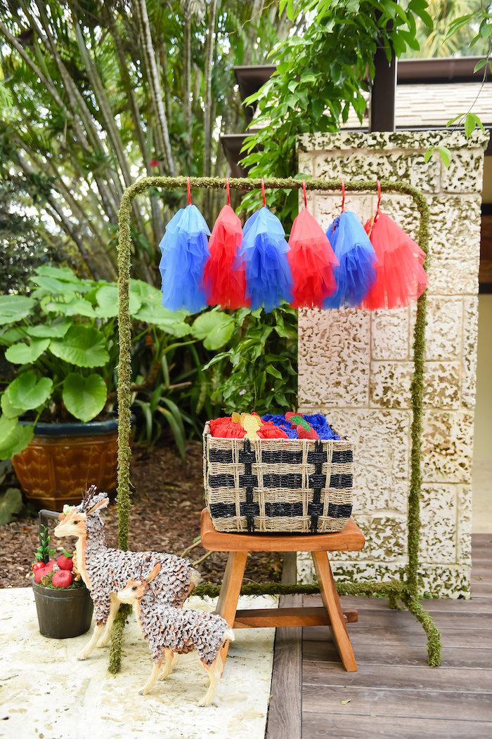 Snow White Fairytale Birthday Party on Kara's Party Ideas | KarasPartyIdeas.com (58)