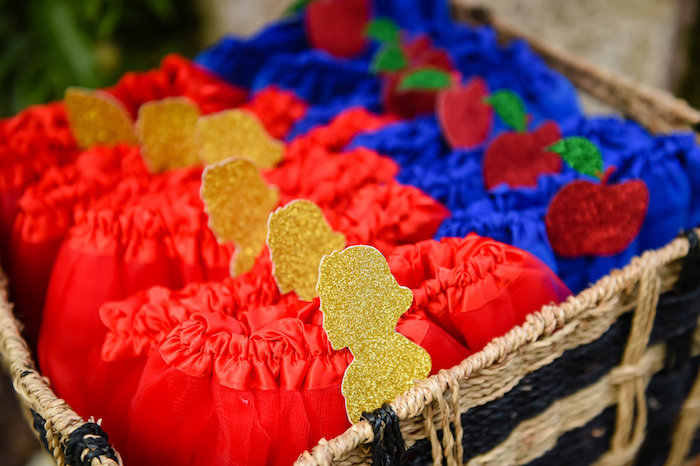 Snow White Fairytale Birthday Party on Kara's Party Ideas | KarasPartyIdeas.com (56)
