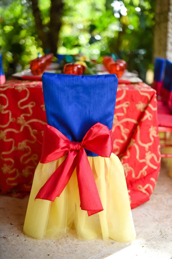 Snow White Fairytale Birthday Party on Kara's Party Ideas | KarasPartyIdeas.com (19)