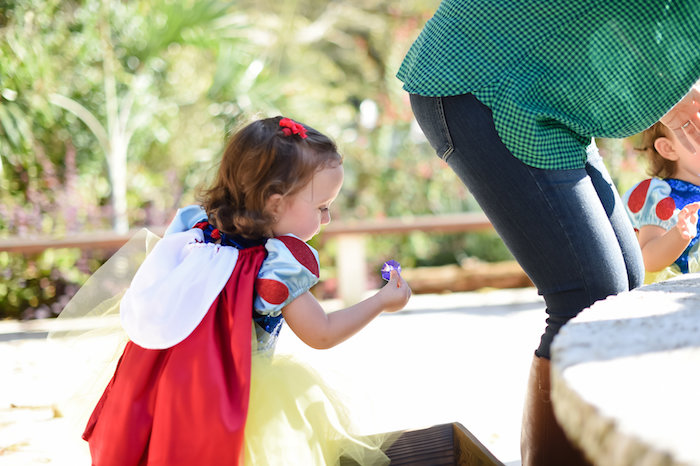 Snow White Fairytale Birthday Party on Kara's Party Ideas | KarasPartyIdeas.com (10)