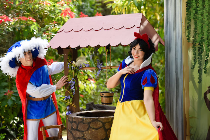 Snow White Fairytale Birthday Party on Kara's Party Ideas | KarasPartyIdeas.com (4)