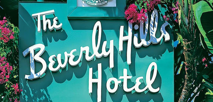 Kara S Party Ideas The Beverly Hills Hotel Inspired