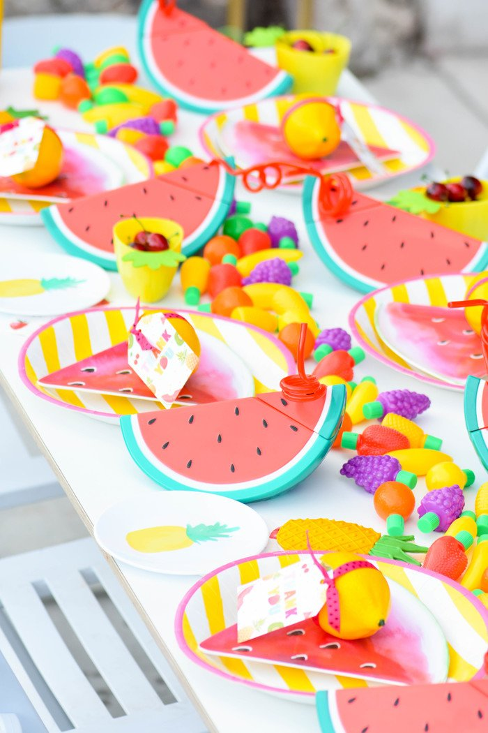 Karas Party Ideas Tips For Planning The Perfect Tutti Frutti Summer