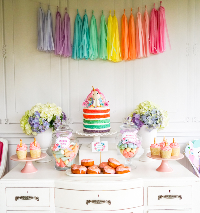 10 Most Popular Parties Round Up from Sunshine Parties on Kara's Party Ideas | KarasPartyIdeas.com (1)