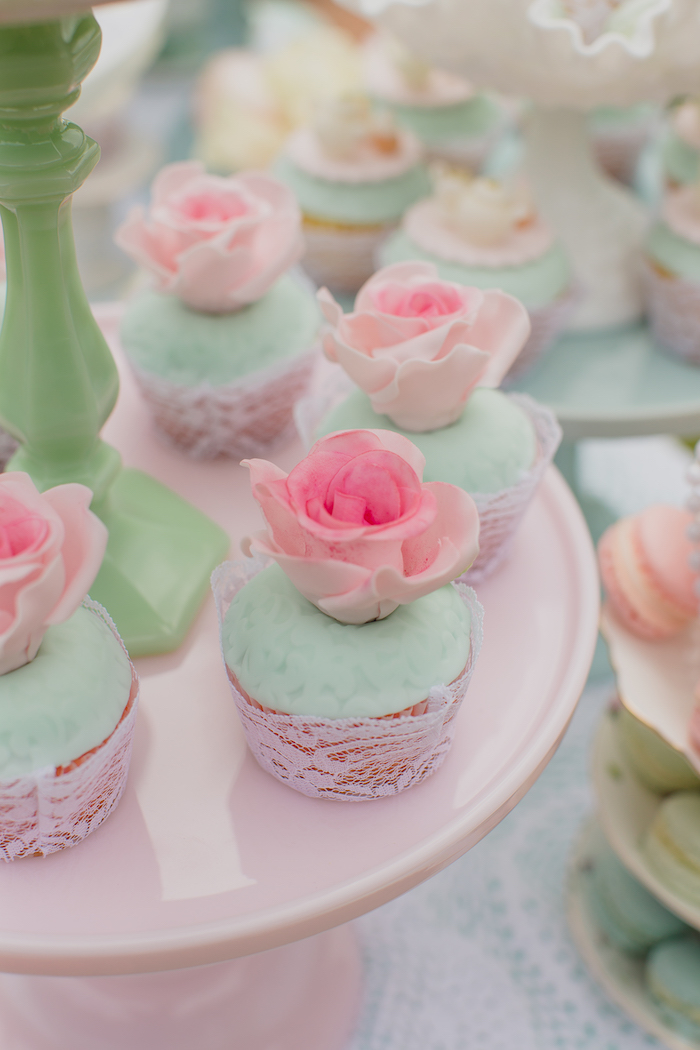 Vintage Tea Party on Kara's Party Ideas | KarasPartyIdeas.com (22)