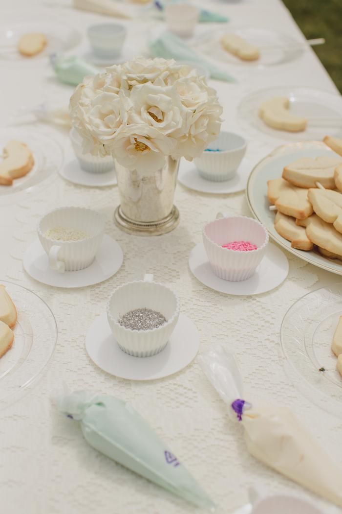 Vintage Tea Party on Kara's Party Ideas | KarasPartyIdeas.com (14)