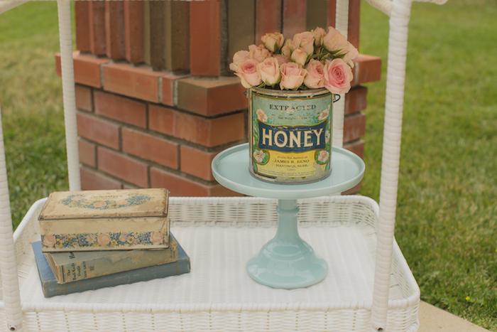 Vintage Tea Party on Kara's Party Ideas | KarasPartyIdeas.com (30)