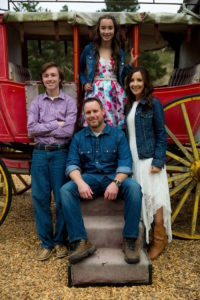 "Stage Coach from a ""Barn"" Mitzvah - A Barnyard Themed Bat MItzvah on Kara's Party Ideas | KarasPartyIdeas.com (8)"