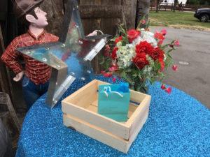 """Barn"" Mitzvah - A Barnyard Themed Bat MItzvah on Kara's Party Ideas | KarasPartyIdeas.com (22)"