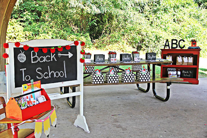 B is for Back to School Party on Kara's Party Ideas | KarasPartyIdeas.com (27)