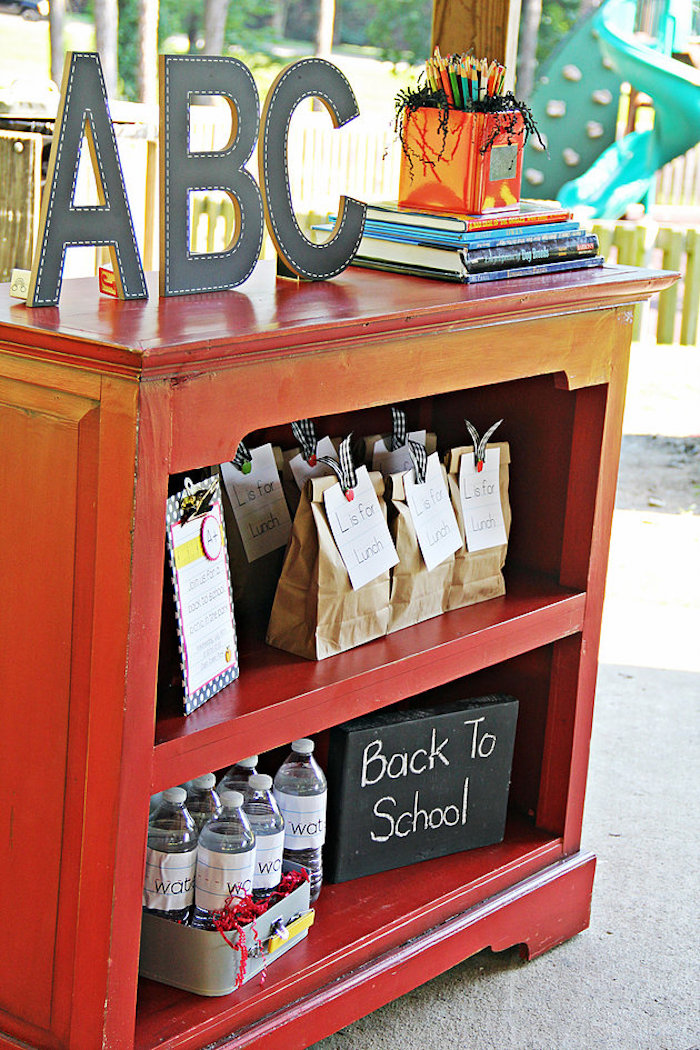 B is for Back to School Party on Kara's Party Ideas | KarasPartyIdeas.com (24)