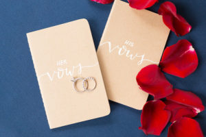 Vows from a Beauty and the Beast Inspired Wedding on Kara's Party Ideas | KarasPartyIdeas.com (35)