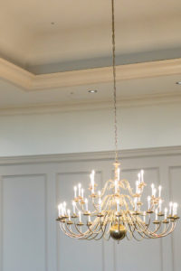 Chandelier from a Beauty and the Beast Inspired Wedding on Kara's Party Ideas | KarasPartyIdeas.com (31)