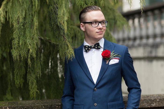 Beauty and the Beast Inspired Wedding on Kara's Party Ideas | KarasPartyIdeas.com (27)