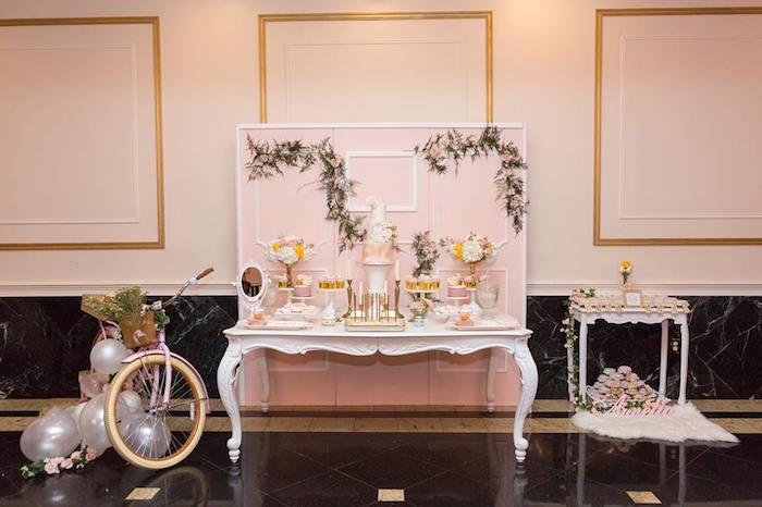 Blush Garden Baby Shower on Kara's Party Ideas | KarasPartyIdeas.com (7)
