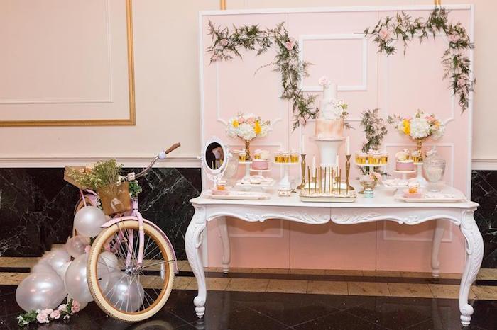 Blush Garden Baby Shower on Kara's Party Ideas | KarasPartyIdeas.com (5)