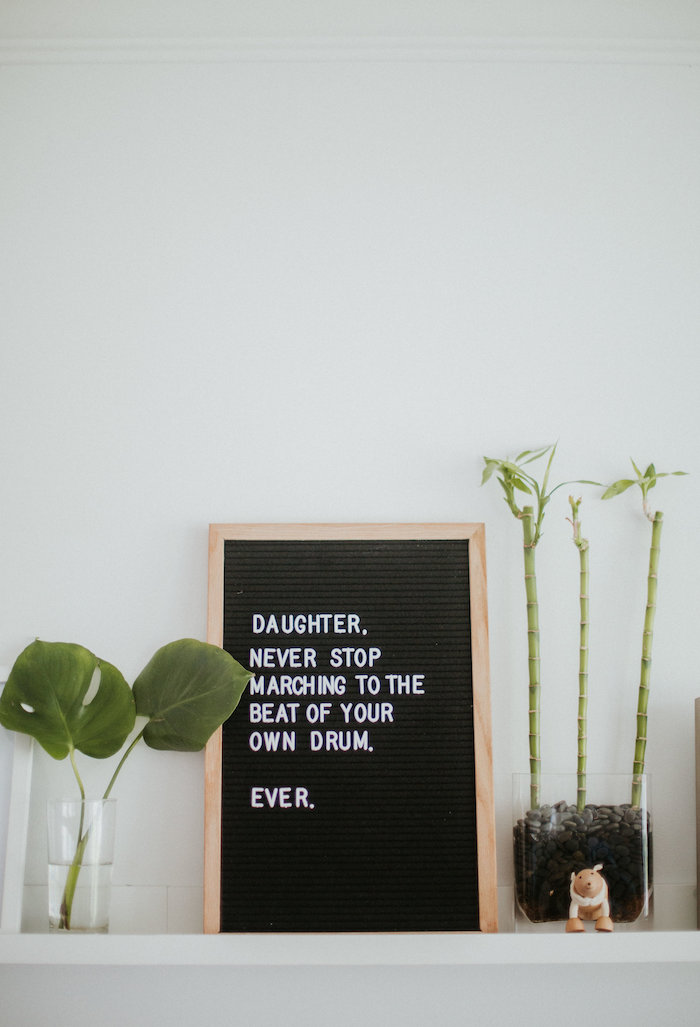 Signage + decor from a Boho 2nd Birthday Party on Kara's Party Ideas | KarasPartyIdeas.com (12)