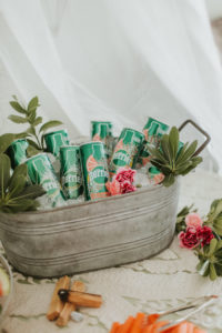 Drinks from a Boho 2nd Birthday Party on Kara's Party Ideas | KarasPartyIdeas.com (26)