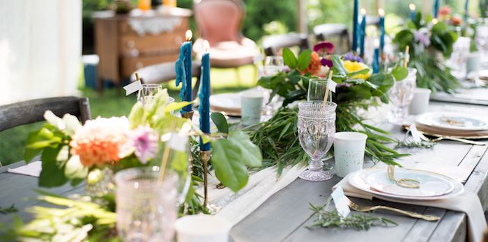 Boho Backyard Brunch Birthday Party on Kara's Party Ideas | KarasPartyIdeas.com (5)